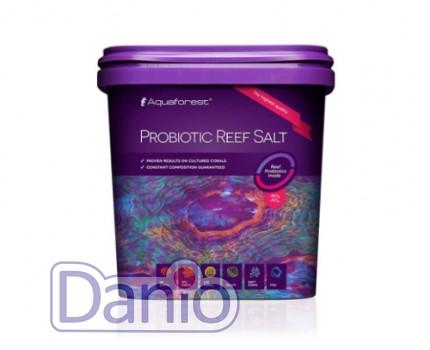 Соль Aquaforest Probiotic Reef Salt рифовая с пробиотиками 5кг