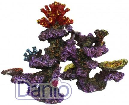 Декорация Yusee Коралловый риф L ys201914