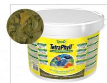 Корм Tetra Phyll хлопья 10 литров или 2,05кг