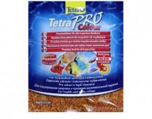 Корм Tetra Pro Colour чипсы 12гр для улучшения окраса