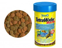 Корм Tetra Wafer Mini Mix чипсы 100мл