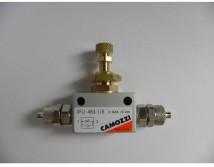 Пневмодроссель Camozzi RFO 382 (соединение через шланг)