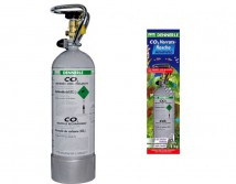 Баллон заправляемый Dennerle CO2 mehrweg Vorratsflasche 2000г