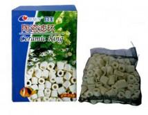 Керамические кольца Resun 250 грамм, наполнитель для фильтров
