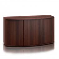 Аквариумная тумба Juwel Vision 450 овальная 151x61x80 см, коричневая