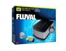 Компрессор Fluval Q2 (190-600л), одноканальный.
