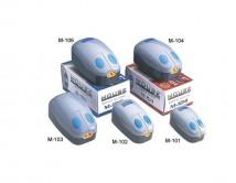 Компрессор KW Mouse М-104 двухканальный