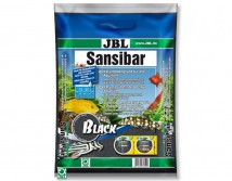 Грунт JBL Sansibar Dark 0,2-0,6 мм, чёрный 10 кг