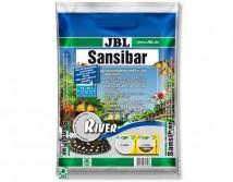 Грунт JBL Sansibar River 0,8 мм, белый 10 кг