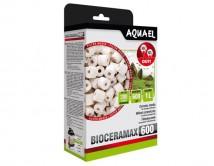 Наполнитель для фильтра аквариума Aquael BioCeraMAX Pro 600 1 литр, биокерамика