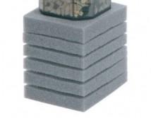 Вкладыш в фильтр Aquael Turbo Filter 650, размер губки 9х9х9 см