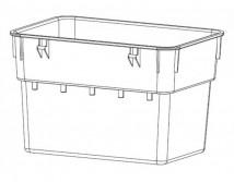 Корпус Aquael для прудовых фильтров Pondfilter Maxi 1 и Klarjet 10000