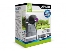 Стерилизатор Aquael Mini UV 0.5W, совместим с фильтрами Fan, Unifilter, Turbofilter, Pat Mini