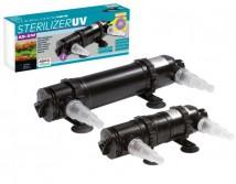 Стерилизатор Aquael UV AS-9W, для аквариумов до 350л и прудов до 5400л