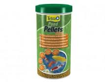 Корм Tetra Pond Pellets small 1л плавающие шарики