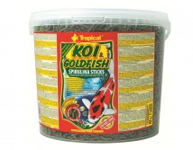 Корм Tropical Koi & Gold Spirulina Sticks 5л/650гр