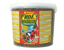 Корм Tropical Koi & Gold Spirulina Sticks  11л /1,3кг