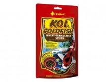 Корм Tropical Koi & Gold Wheat Germ & Garlic Sticks 120гр