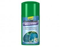 Tetra Pond Crystal Water 250 мл очистка воды от грязевых примесей