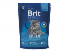 Сухой корм Brit Premium Cat Kitten 300 г  для котят 1-12 мес
