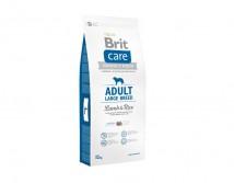 Сухой корм Brit Care Adult Large Breed Lamb & Rice 12 kg (для собак весом от 25 кг)