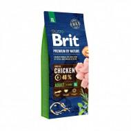 Сухой корм Brit Premium Adult XL 15 kg (для взрослых собак гигантских пород)