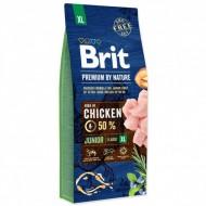 Brit (Чехия) Сухой корм Brit Premium Junior XL 15 kg (для щенков и молодых собак гигантских пород)