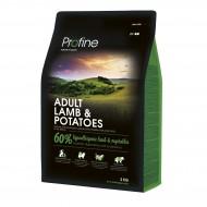 Сухой корм Profine Adult Lamb & Potato 3 kg (для взрослых собак)