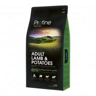 Сухой корм Profine Adult Lamb & Potato 15 kg (для взрослых собак)