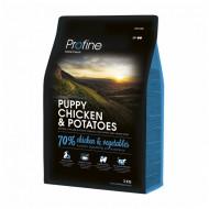 Сухой корм Profine Puppy Chicken & Potato 3 kg (д/щенков)