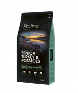 Сухой корм Profine Senior Turkey & Potato 15 kg (д/пожилых собак)