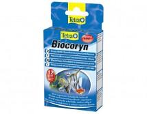 Tetra Biocoryn 12 капсул для разложения органики на 600л