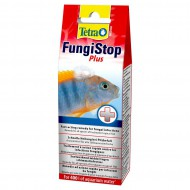 Лекарство Tetra Medica FungiStop Plus 20 мл на 400 л против грибковой и бактериальной инфекции