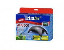 Компрессор Tetratec APS 300 черный двухканальный, до 300 литров