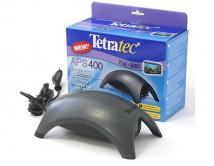 Компрессор Tetratec APS 400 черный двухканальный, до 600 литров