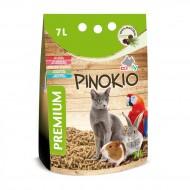 Наполнитель древесный Comfy Pinokio 7 литров