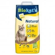 Наполнитель бентонитовый Biokats Natural 5 килограмм
