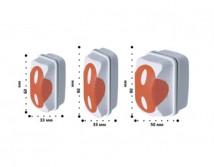 Скребок магнитный KW Zone Dophin Magnetic Cleaner FM001