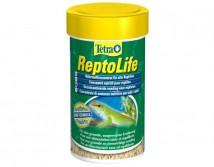 Корм Tetrafauna ReptoLife 100 ml, питательный концентарт для рептилий