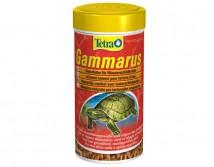 Корм Tetrafauna Gammarus 250 ml, для черепах