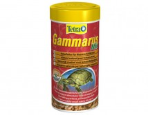 Корм Tetra Gammarus Mix 250 ml для черепах