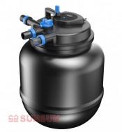 Фильтр прудовый SunSun CPF 50000 напорный с УФ, для водоёмов до 100 м³