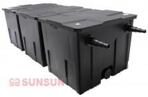 Проточный фильтр для пруда SunSun CBF-350C для водоёмов до 90 м³