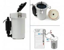 Фильтр внешний SunSun HW-602B для аквариумов от 30 до 60 л.