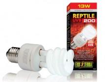 Лампа ультрафиолетовая для рептилий Hagen Exo Terra Reptile UVB200 13W E27