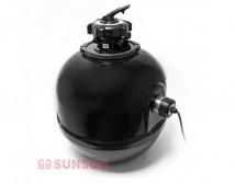 Напорный фильтр прудовый SunSun CSF 500 до 40000л с УВ