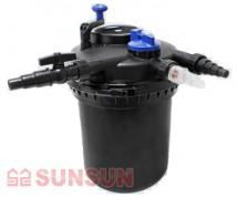 Фильтр прудовый SunSun CPF 10000 напорный с УФ, для водоёмов до 12 м³