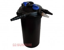 Фильтр прудовый SunSun CPF15000 напорный с УФ, для водоёмов до 30 м³