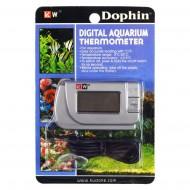 Термометр для аквариума KW Zone Dophin электронный
