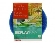 Фильтрующая губка Eheim ReplayRaw крупнопористая губка для прудовых фильтров Eheim Press 7000 и 10000, 2шт